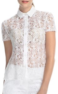 Philosophy di Lorenzo Serafini Button Down Shirt White
