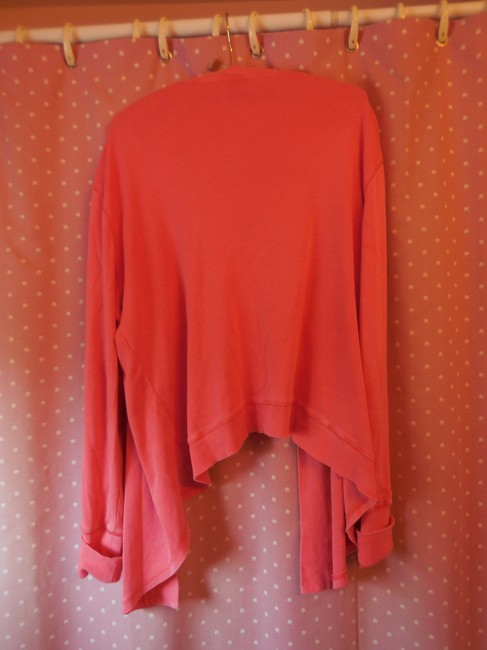 Talbots Casual Cotton Petite Banded Cardigan