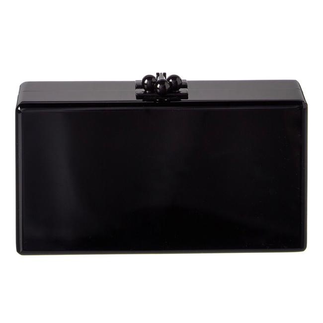 Edie Parker Daisy Black and Yellow Clutch Edie Parker Daisy Black and Yellow Clutch Image 4
