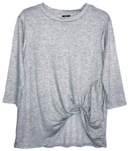 Bobeau Top Gray