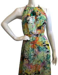 Multi Color Maxi Dress by Meghan