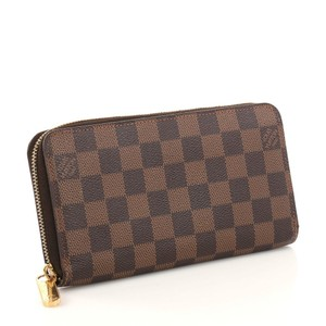 22816d0c1f80 Louis Vuitton Authentic Louis Vuitton Damier Ebene Zippy Wallet