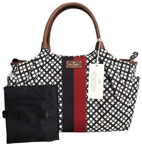 Kate Spade Chocolate Diaper Bag