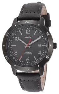 Timex Timex Male Casual Watch T2N897 Black Analog