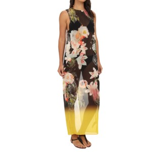 Ted Baker Sheer Maxi Dress