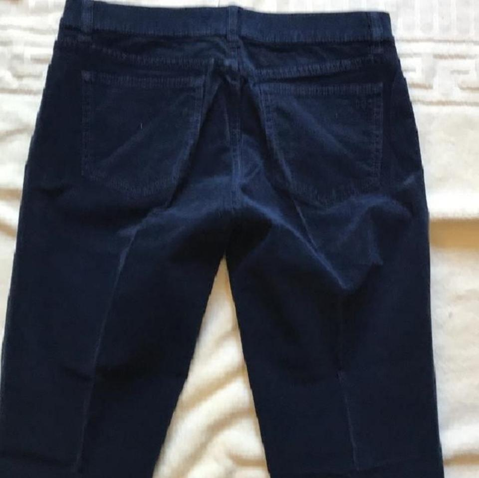 New Jeans Cut with Burch Boot Tory Tag Leg Corduroy Classic Navy fwpngqE