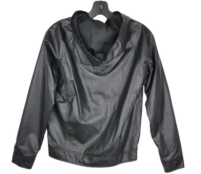 Jack by BB Dakota Quilted Motorcycle Faux Leather Jacket
