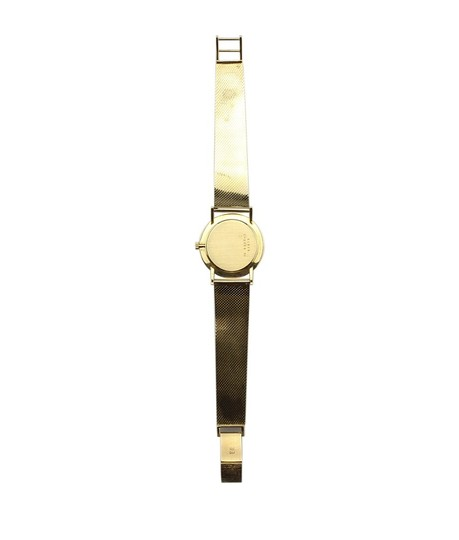 Bueche Girod Bueche Girod Mens 14K Gold Manual Watch (140963)