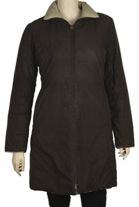 Moncler Winter Polyester Trench Coat