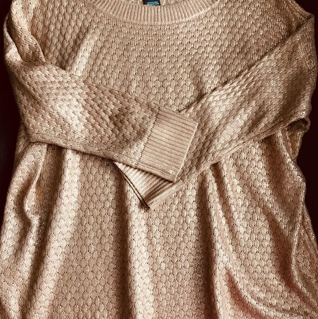 Club Monaco Top vintage gold