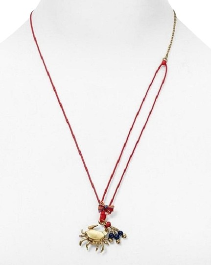 Preload https://img-static.tradesy.com/item/23679488/tory-burch-gold-new-with-large-box-crab-charm-pendant-22-necklace-0-1-540-540.jpg