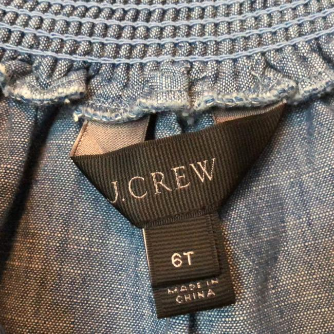 J.Crew short dress Blue on Tradesy