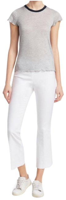 Preload https://img-static.tradesy.com/item/23679511/the-row-cotton-stretch-flared-crop-pants-size-2-xs-26-0-1-650-650.jpg