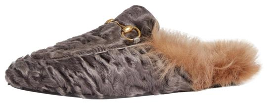 Preload https://img-static.tradesy.com/item/23679552/gucci-grey-get-100off-use-sweet100limited-edition-princetown-fur-mules-flats-size-eu-38-approx-us-8-0-2-540-540.jpg