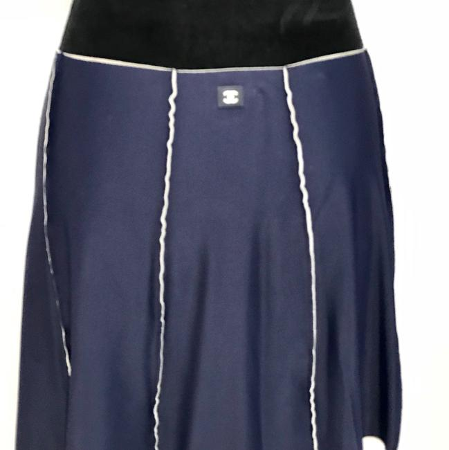 Chanel Bathing Suit Skirt Bottom /Cover up