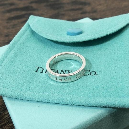 Tiffany & Co. Tiffany & Co. 925 Sterling Silver 1837 Ring US Size 4