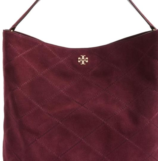 Preload https://img-static.tradesy.com/item/23679593/tory-burch-frida-stitched-wine-suede-leather-hobo-bag-0-2-540-540.jpg