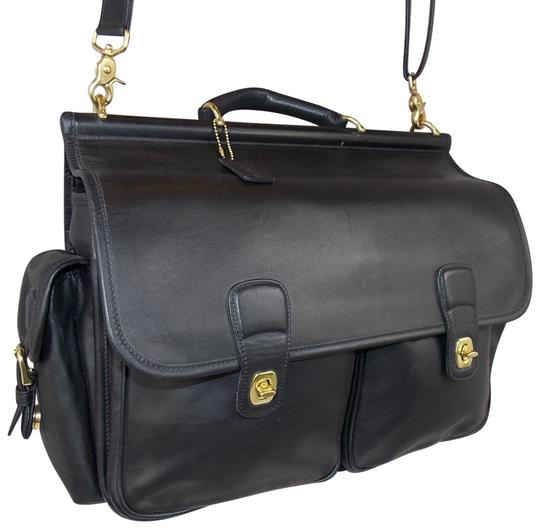 Preload https://img-static.tradesy.com/item/23679734/coach-coach-field-bag-briefcase-a05-0594-black-brass-excellent-cond-black-leather-laptop-bag-0-1-540-540.jpg