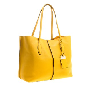 Tod's Tote in Yellow