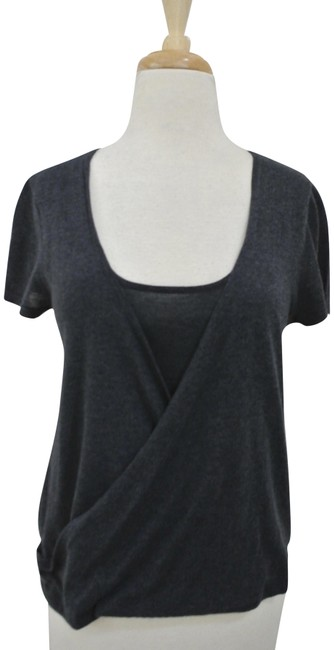 Preload https://img-static.tradesy.com/item/23679848/inhabit-navy-blue-crossover-jersey-blouse-size-2-xs-0-2-650-650.jpg