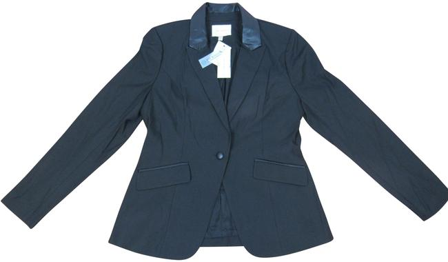 Preload https://img-static.tradesy.com/item/23679854/skies-are-blue-black-blazer-size-8-m-0-2-650-650.jpg