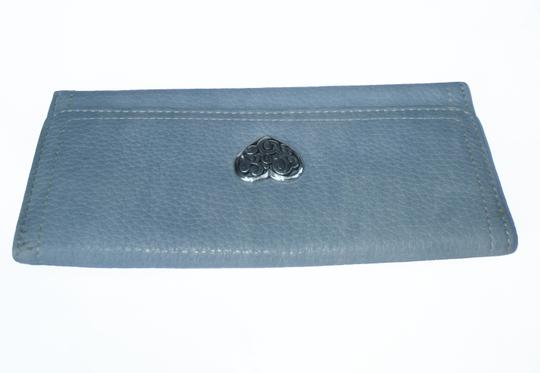 Brighton Pebbled Leather Envelope Phone Clutch