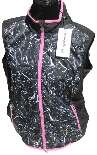 Preload https://img-static.tradesy.com/item/23679868/new-marble-wind-black-golf-activewear-outerwear-size-12-l-0-1-650-650.jpg