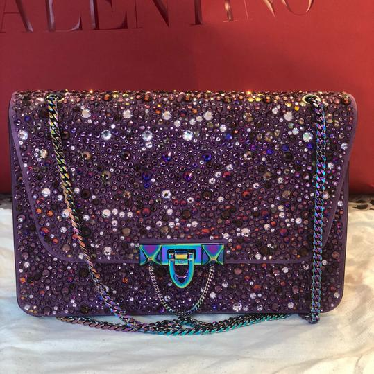 Valentino Crystal Purse Shoulder Bag