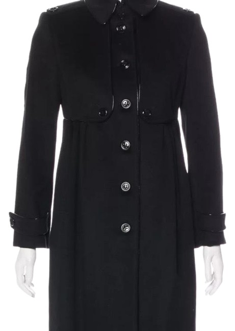 Preload https://img-static.tradesy.com/item/23680078/burberry-london-black-with-coquette-trench-coat-size-14-l-0-1-650-650.jpg