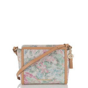 Brahmin Carrie Watercolor Cross Body Bag