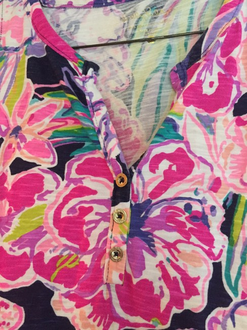 Lilly Pulitzer short dress Havana Swing Dress Essie on Tradesy