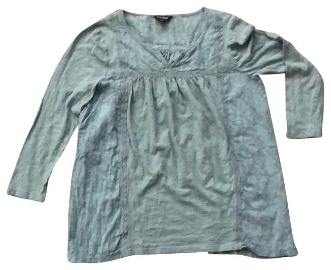 Preload https://img-static.tradesy.com/item/23680200/lucky-brand-bluish-gray-bohemian-soft-tunic-size-8-m-0-1-650-650.jpg