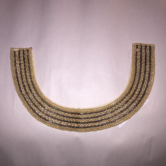 unknown seed pearl collar necklace