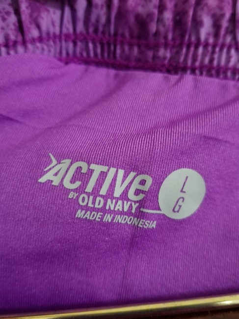 Old Navy Casual Purple Shorts