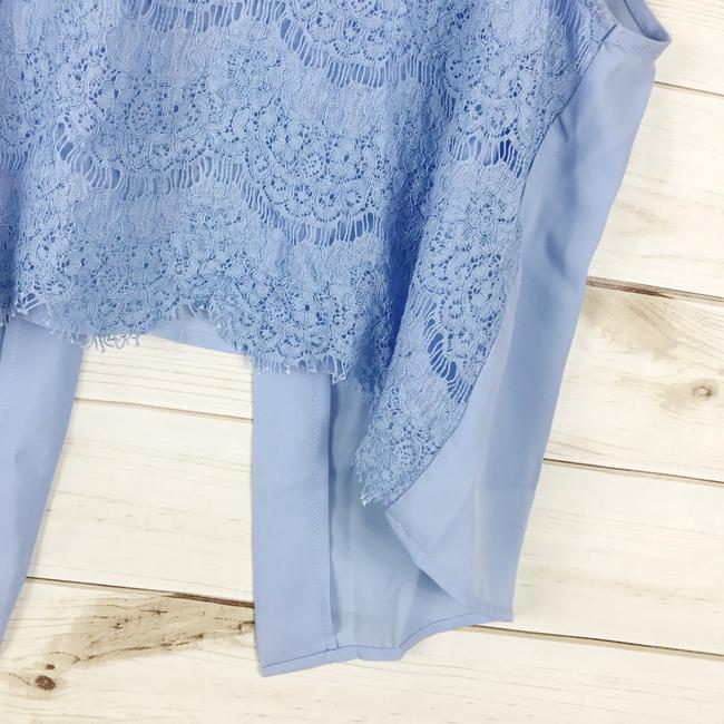 Forever 21 Top Light Blue