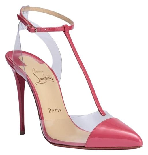 Preload https://img-static.tradesy.com/item/23680350/christian-louboutin-pink-nosy-patent-begonia-stiletto-pvc-pumps-size-eu-395-approx-us-95-regular-m-b-0-1-540-540.jpg