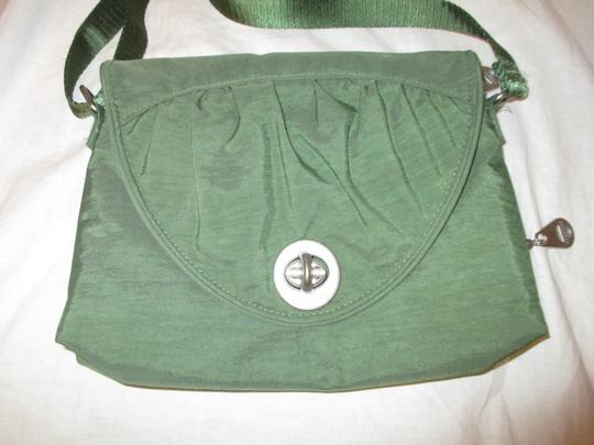 Baggallini Nylon Cross Body Bag
