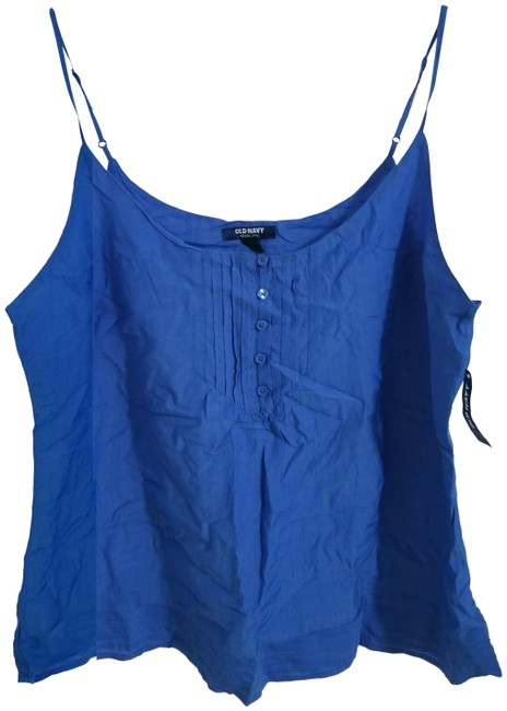 Old Navy Top Royal Blue