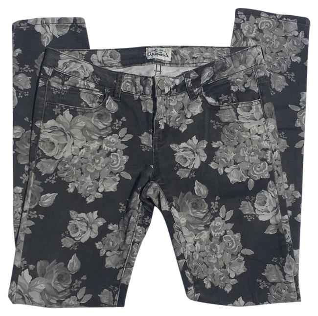 Preload https://img-static.tradesy.com/item/23680453/aeropostale-gray-floral-ashley-ultra-78-regnormal-stretch-skinny-jeans-size-32-8-m-0-1-650-650.jpg
