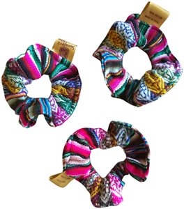 Other Sanyork Fair-Trade hair doughnut ponytail holder