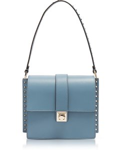 Valentino Rockstud Rockstud Boxy Trunk Rockstud Side Studs Shoulder Bag
