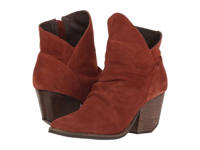 Item - Orange Amuse Society Burnt Boots/Booties Size US 7.5 Regular (M, B)