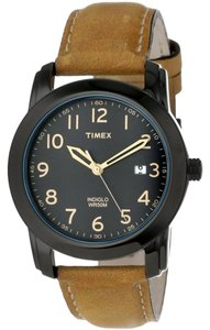 Timex Timex Male Sport Watch T2P133 Black Analog