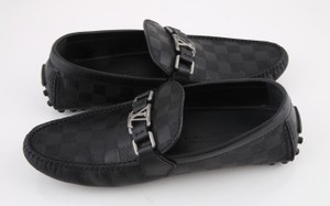 Louis Vuitton * Black Loafers Formal Size US 6.5 Regular (M, B)
