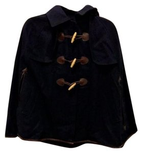 Pins and Needles Dryclean Only Wool Polyester Cape