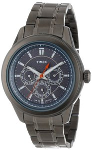 Timex Timex Male Multifunction Watch T2P180 Grey Analog