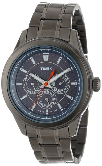 Preload https://item2.tradesy.com/images/timex-grey-male-multifunction-t2p180-analog-watch-2368261-0-0.jpg?width=440&height=440