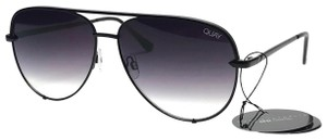 Quay High Key Desi Perkins Large Aviator - FREE 3 DAY SHIPPING - Oversized
