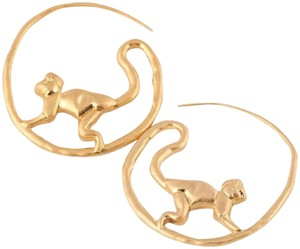 Tory Burch Monkey Hoop