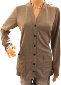 LOGO by Lori Goldstein Thin Soft Xs Cardigan